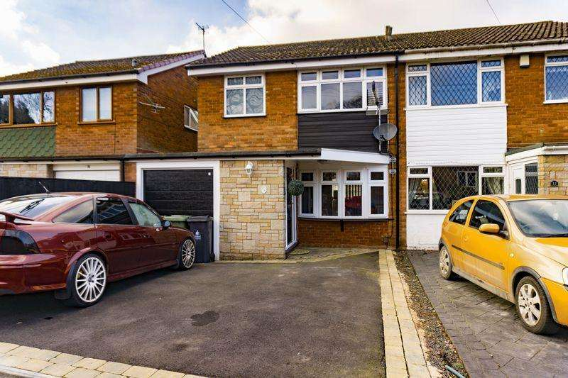 3 Bedrooms Semi Detached House for sale in St Johns Close, Walsall Wood, Walsall.