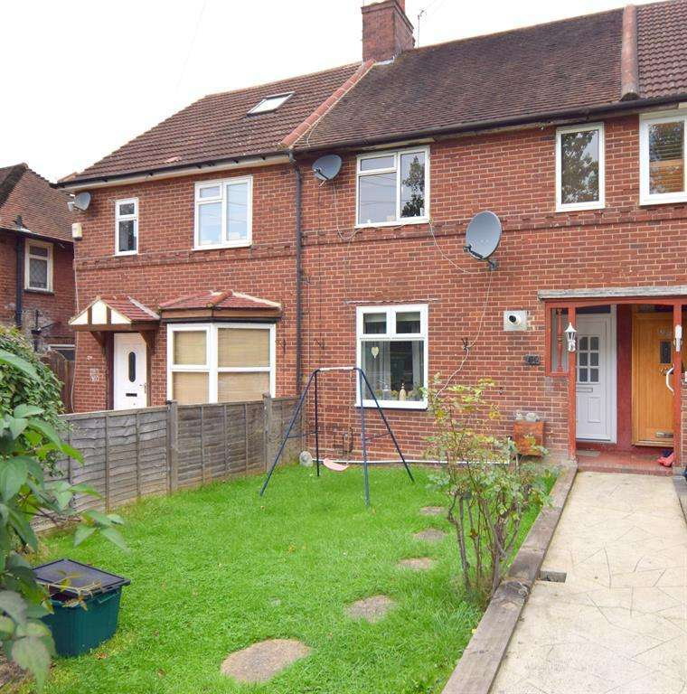 2 Bedrooms Terraced House for sale in Reigate Avenue , Morden, SM1