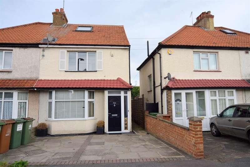 4 Bedrooms Semi Detached House for sale in Gander Green Lane, SM3 9QZ