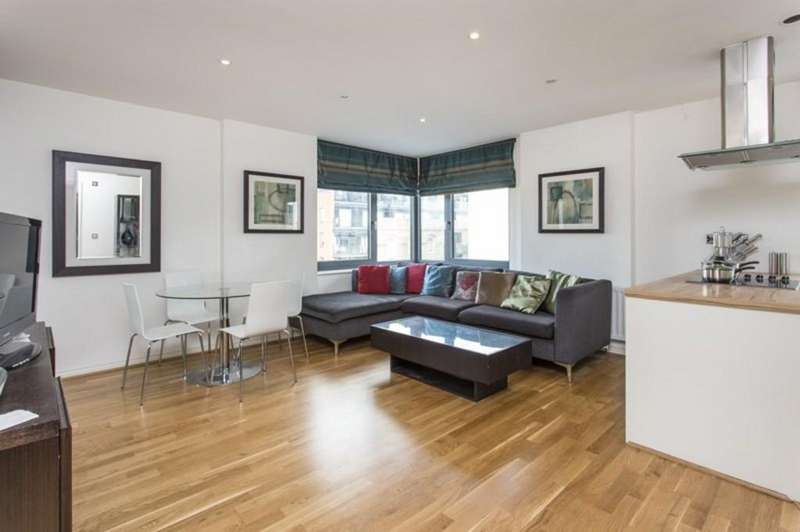 2 Bedrooms Apartment Flat for sale in The Lockhouse, 35 Oval Road