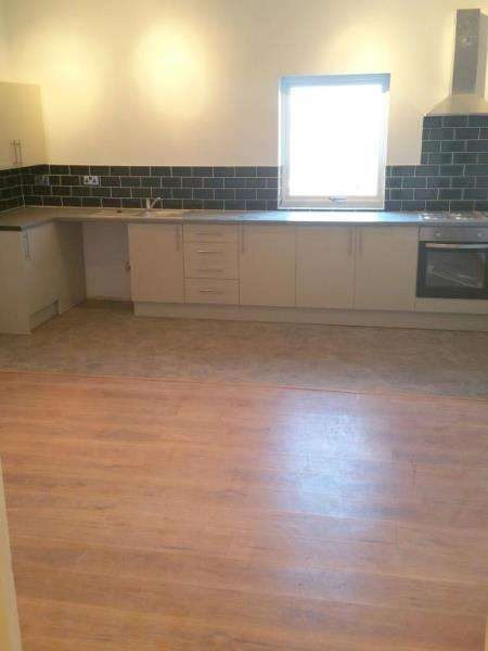 2 Bedrooms Apartment Flat for rent in Nelson Street, Rotherham, S65