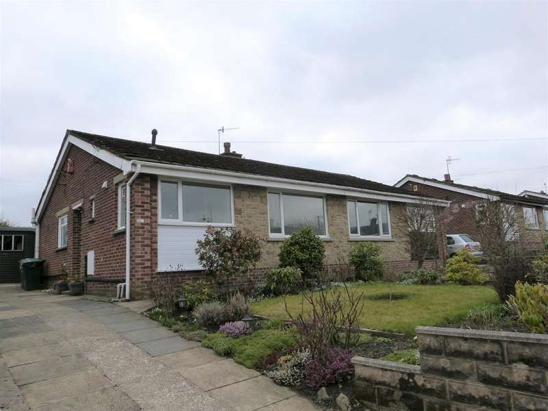 2 Bedrooms Semi Detached Bungalow for sale in March Cote Lane, Cottingley, BD16 1TB