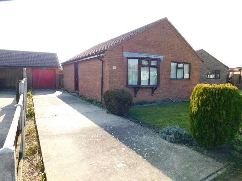 2 Bedrooms Detached Bungalow for sale in Meadowview, Hogsthorpe, Skegness, PE24 5NU