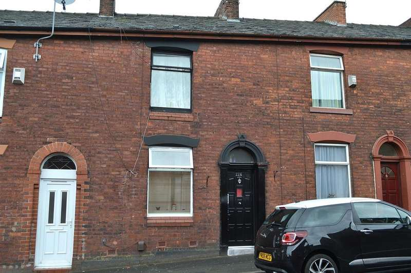 2 Bedrooms Terraced House for sale in Honeywell Lane, Hathershaw, Oldham, OL8 2JR