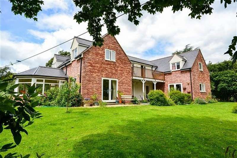 5 Bedrooms Detached House for sale in Epney, Near Saul, Gloucestershire
