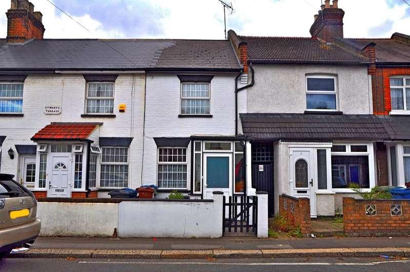 3 Bedrooms Terraced House for sale in Byron Road, Harrow Weald, Middlesex, HA3 7SR