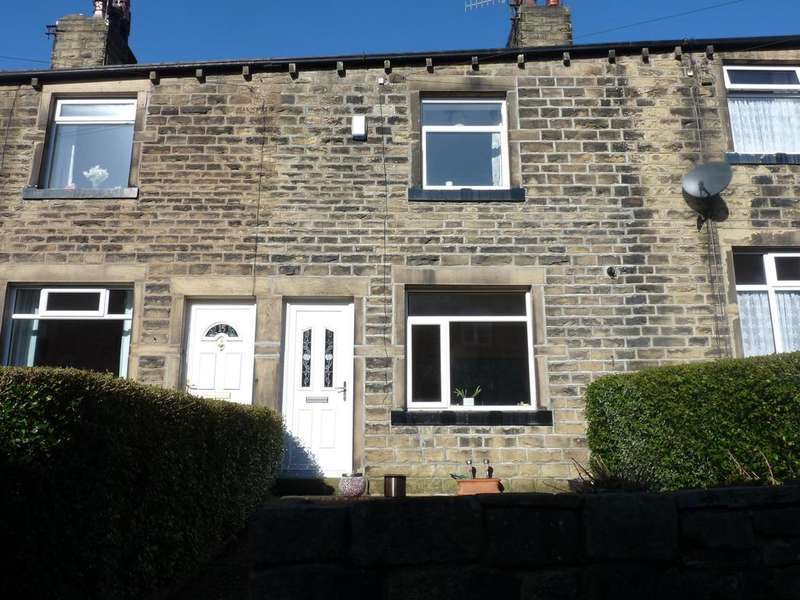 2 Bedrooms Terraced House for rent in Compeigne Avenue, Riddlesden, Keighley