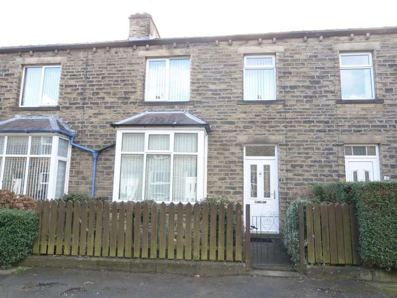 3 Bedrooms Terraced House for sale in Mitchell Terrace, Bingley, BD16 1ER