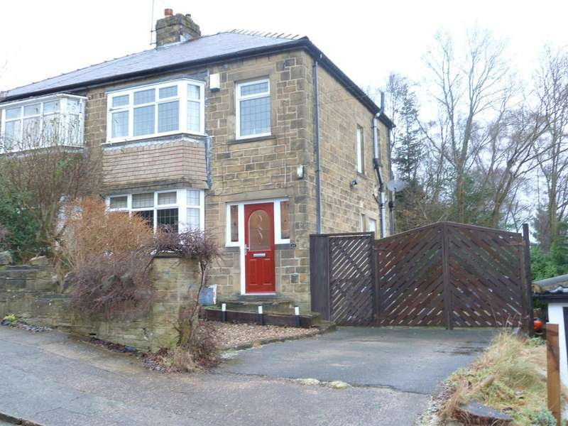 3 Bedrooms Semi Detached House for sale in Staybrite Avenue, Bingley, BD16 1PR