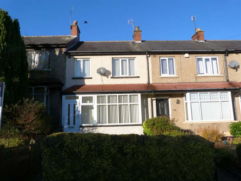 3 Bedrooms Terraced House for sale in Ashley Road, Bingley, BD16 1DZ