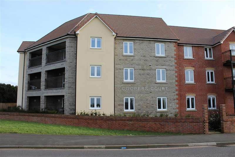 1 Bedroom Ground Flat for sale in Coopers Court, Yate