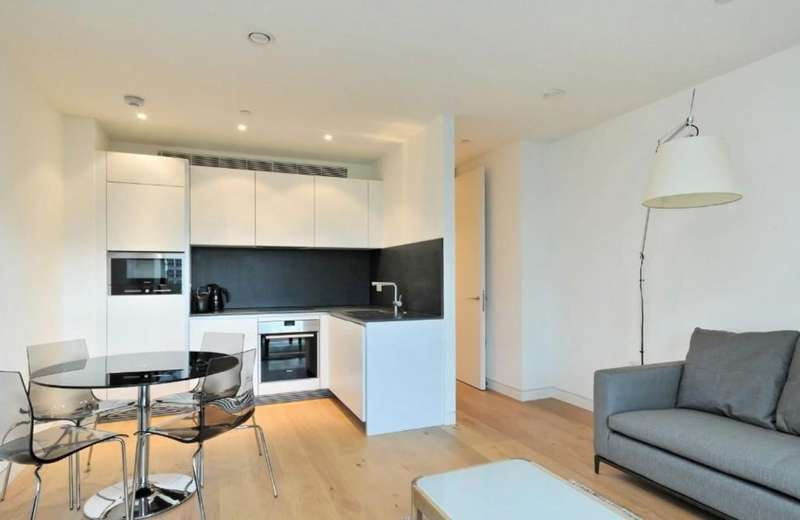 2 Bedrooms Apartment Flat for sale in Neo Bankside , Holland Street , Southbank