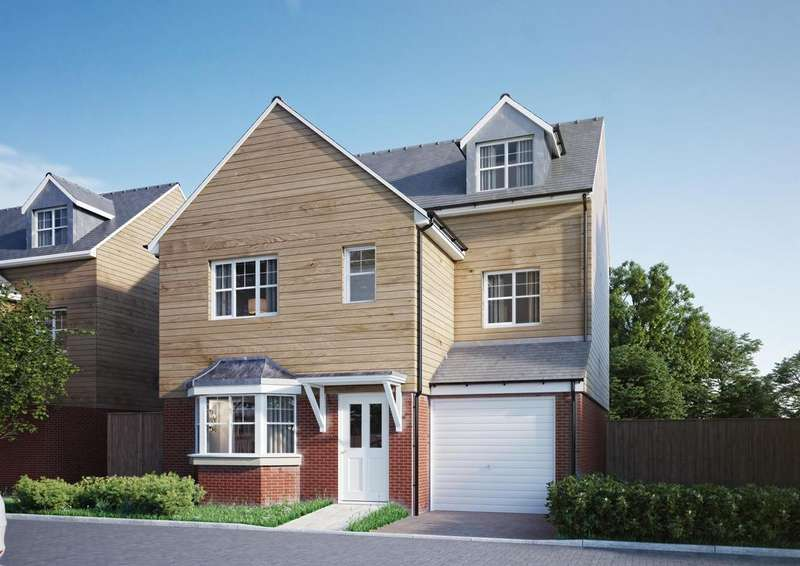 4 Bedrooms Detached House for sale in PLOT 6, Warren Close, Leighton Buzzard