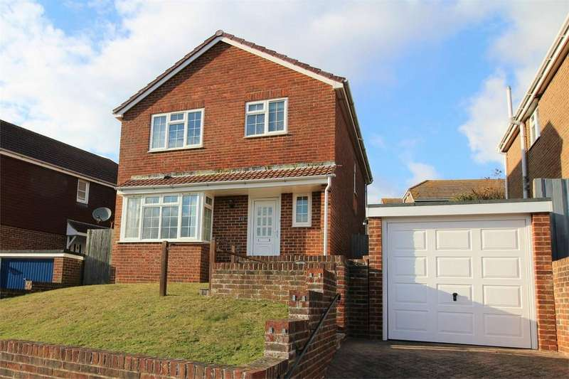 3 Bedrooms Detached House for sale in Katherine Way, Seaford, East Sussex