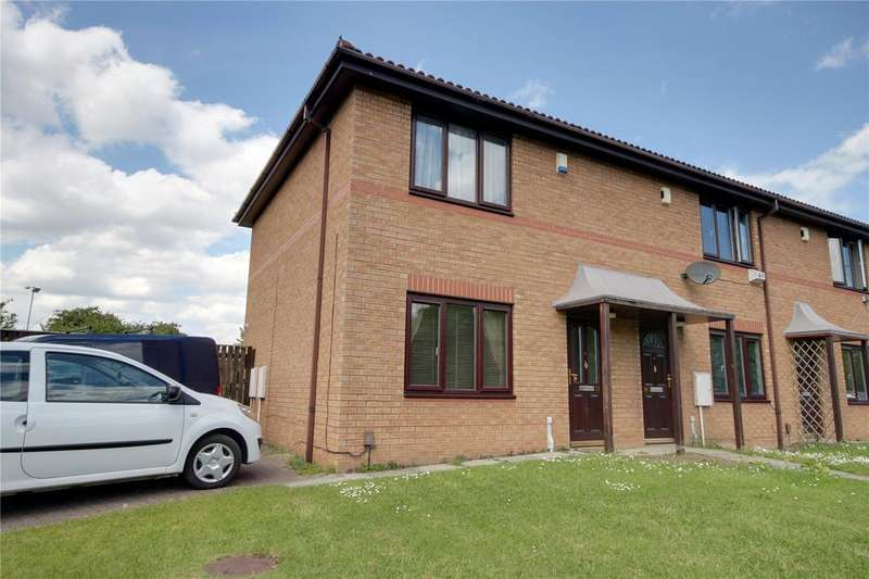 2 Bedrooms End Of Terrace House for rent in Colliers Green, Middlesbrough