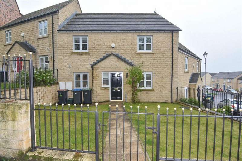 2 Bedrooms Terraced House for sale in Queens Gate, Consett, DH8 5FB