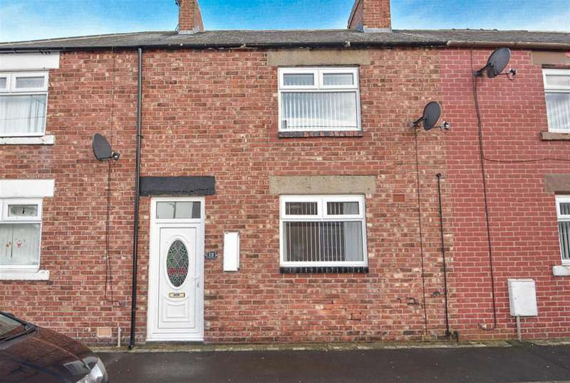 3 Bedrooms Terraced House for sale in Church Street, Leadgate, Consett, DH8 6DY