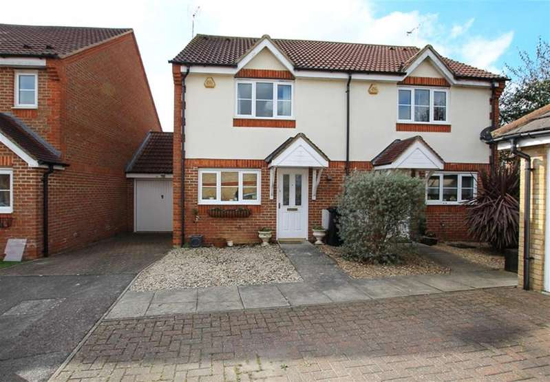 3 Bedrooms Semi Detached House for sale in Nettleton Close, Leighton Buzzard