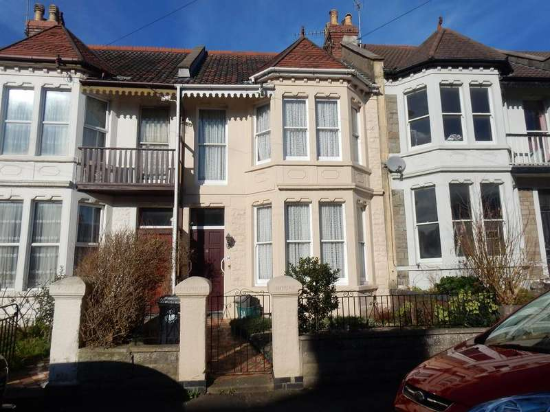 3 Bedrooms Terraced House for sale in Woodbridge Road, Knowle, Bristol, BS4 2EU