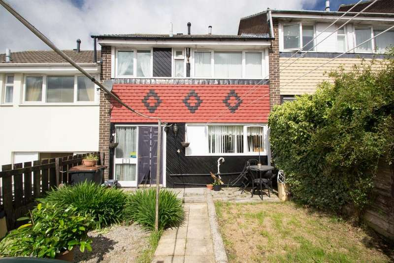 2 Bedrooms Terraced House for sale in Dunelm Close, Consett, DH8 7QR