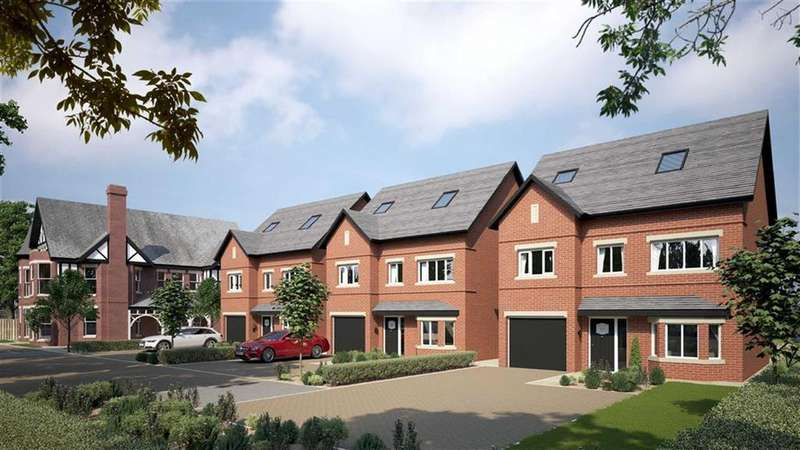 5 Bedrooms Detached House for sale in Copper Beeches, London Road, Sandbach