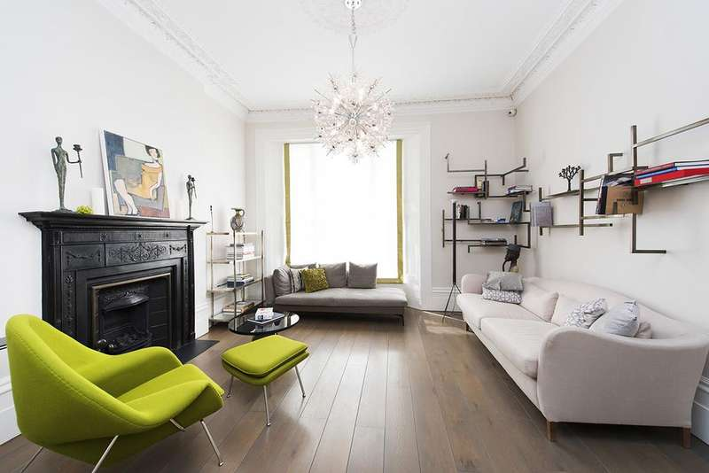 5 Bedrooms House for rent in Kensington Gate, London. W8