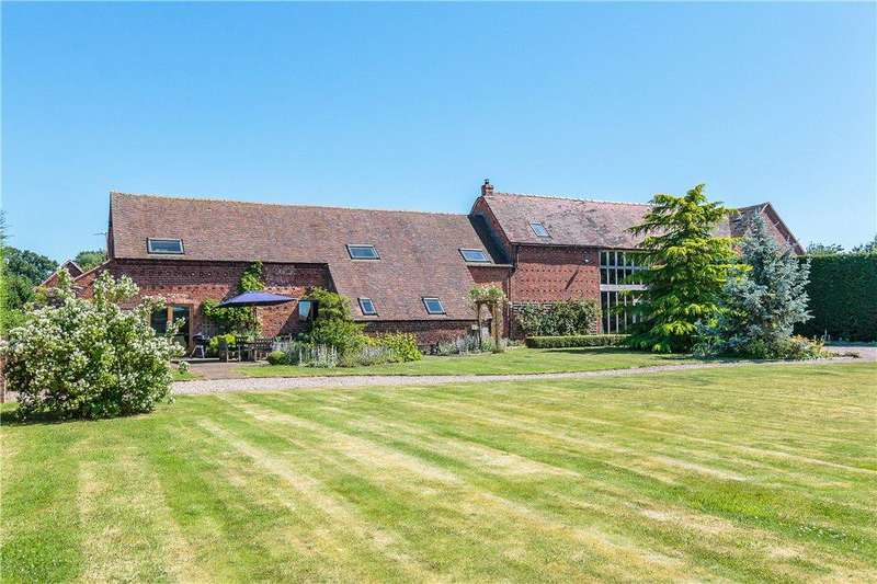 5 Bedrooms House for sale in Berrington, Shrewsbury, Shropshire