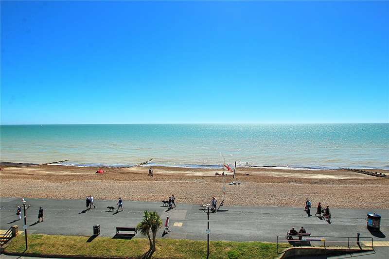 3 Bedrooms Apartment Flat for sale in Cavendish House, 115-116 Marine Parade, Worthing, BN11