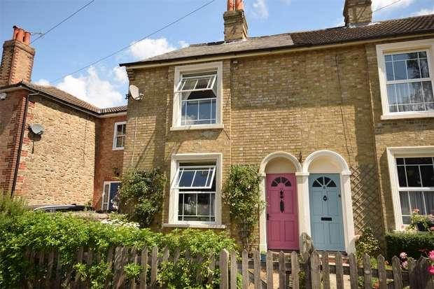 4 Bedrooms End Of Terrace House for sale in 10 Bradbourne Road, SEVENOAKS, Kent