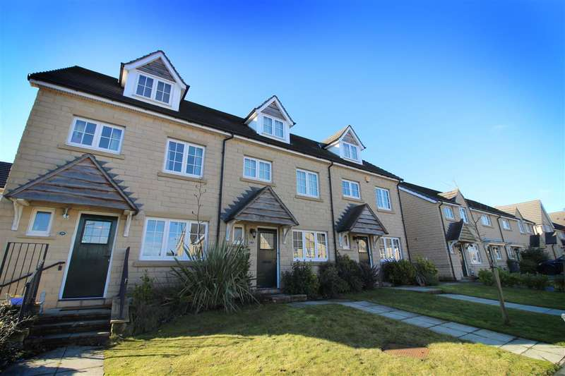 4 Bedrooms Town House for sale in Garside Drive, Illingworth, Halifax