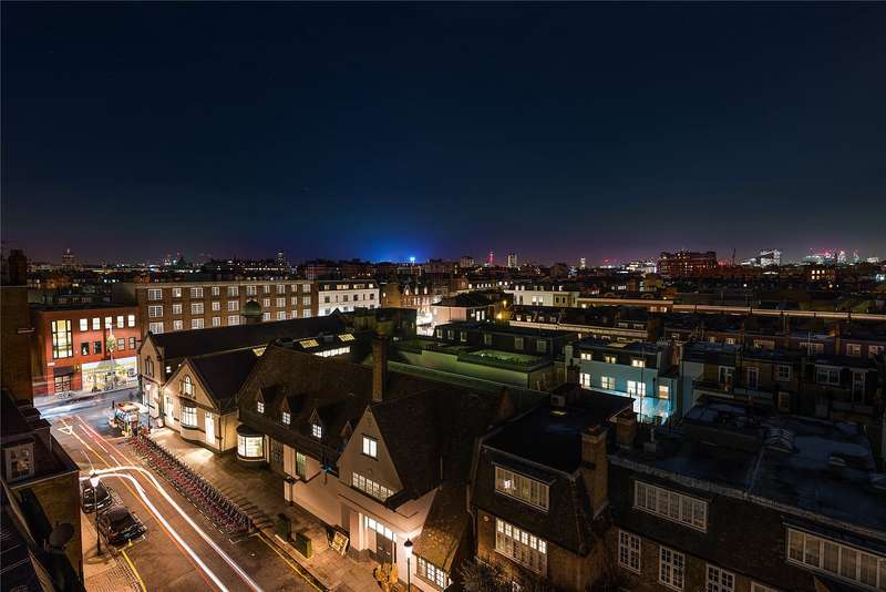 3 Bedrooms Flat for sale in Swan Court, Chelsea Manor Street, Chelsea, London, SW3