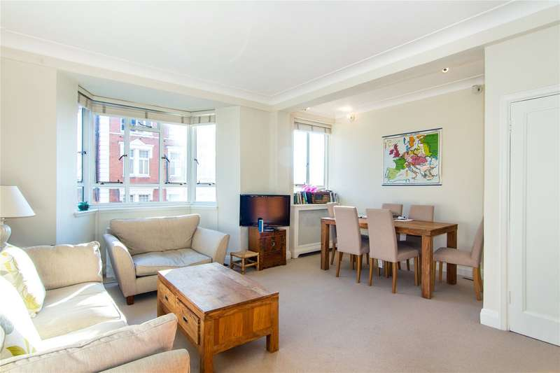 2 Bedrooms Flat for sale in Burton Court, Franklins Row, Chelsea, London, SW3