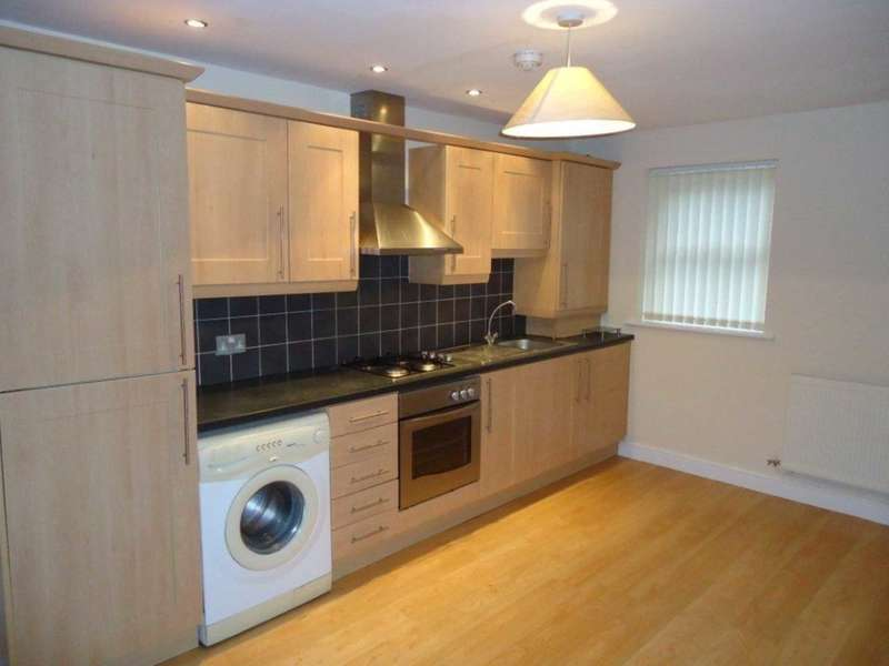2 Bedrooms Flat for sale in Wellington Road, Wavertree