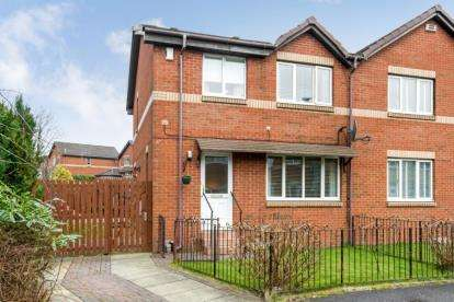 3 Bedrooms Semi Detached House for sale in Eastbank Drive, Glasgow, Lanarkshire