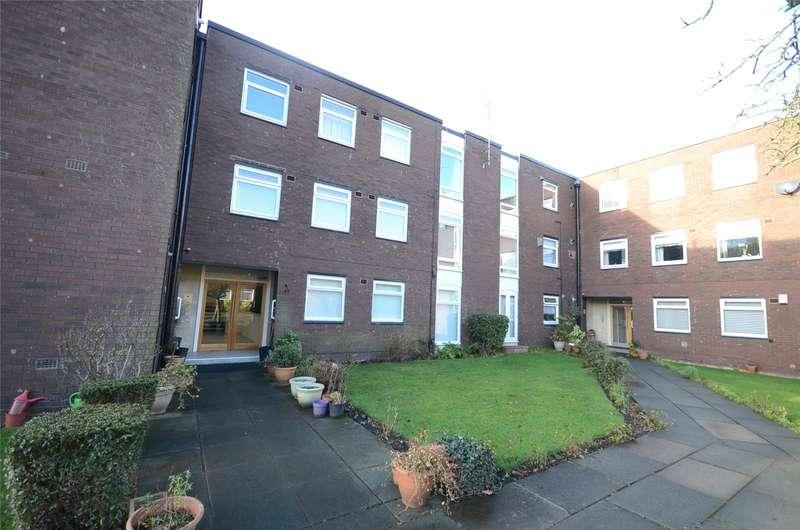 2 Bedrooms Apartment Flat for sale in Verdala Park, Calderstones, Liverpool, L18