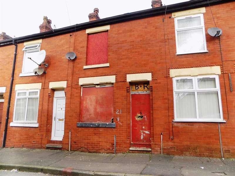 2 Bedrooms Terraced House for sale in Bakewell Street, Manchester