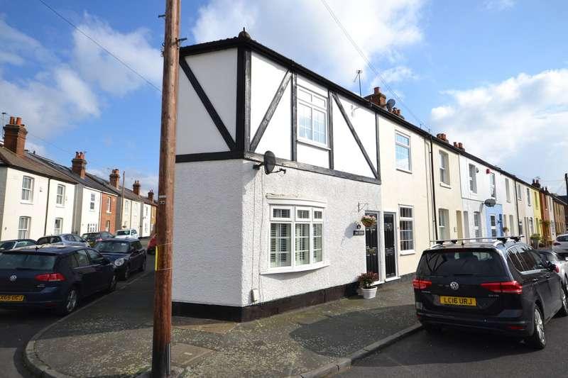 2 Bedrooms End Of Terrace House for sale in Weybridge