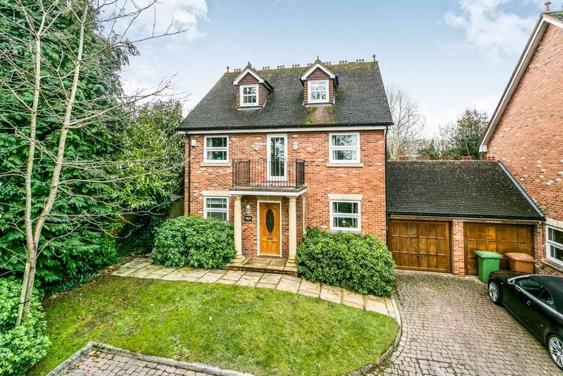5 Bedrooms Semi Detached House for sale in Hastings Road, Pembury, Tunbridge Wells