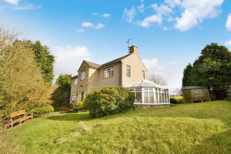 3 Bedrooms Detached House for sale in Gunnerton, Northumberland