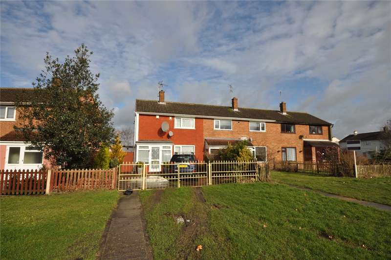 2 Bedrooms End Of Terrace House for sale in Queens Drive, Swindon, Wiltshire, SN3