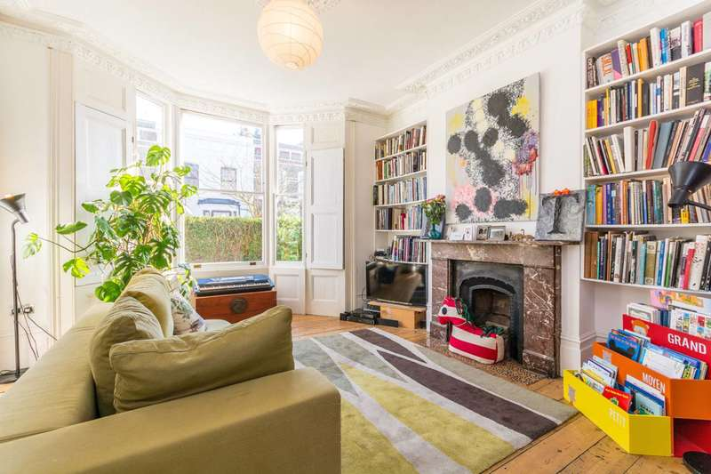 4 Bedrooms House for sale in Darville Road, Stoke Newington, N16