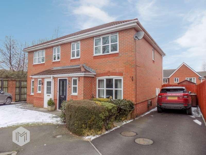 3 Bedrooms Semi Detached House for sale in Woodlark Drive, Chorley, PR7