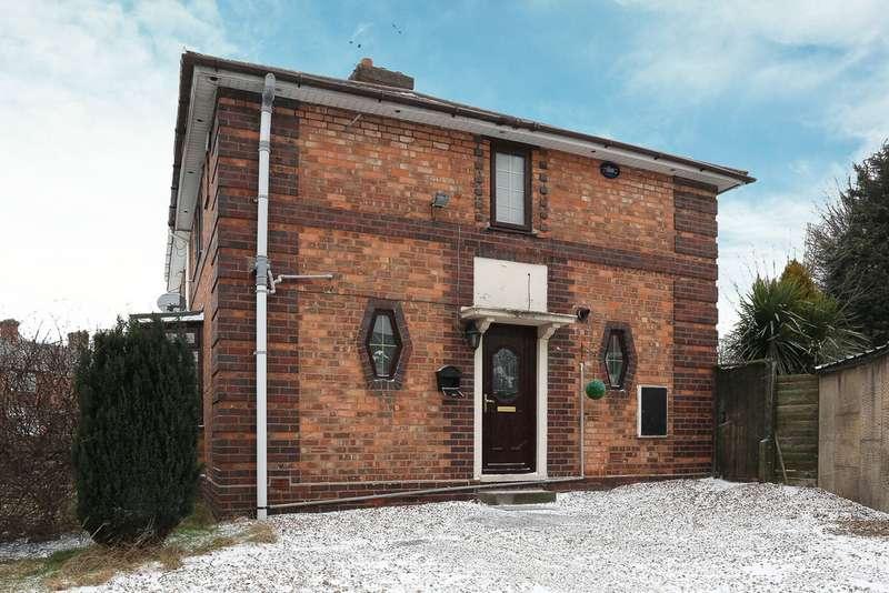 3 Bedrooms Semi Detached House for sale in Regan Crescent, Erdington B23