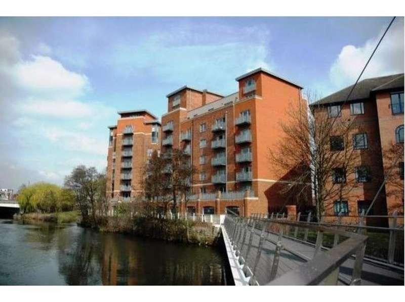 2 Bedrooms Apartment Flat for rent in Riverside, Derby DE1
