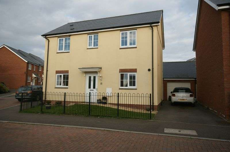 4 Bedrooms Property for sale in Quartly Drive Bishops Hull, Taunton