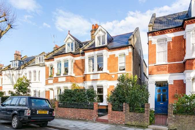 5 Bedrooms Semi Detached House for sale in Mayfield Avenue, Chiswick