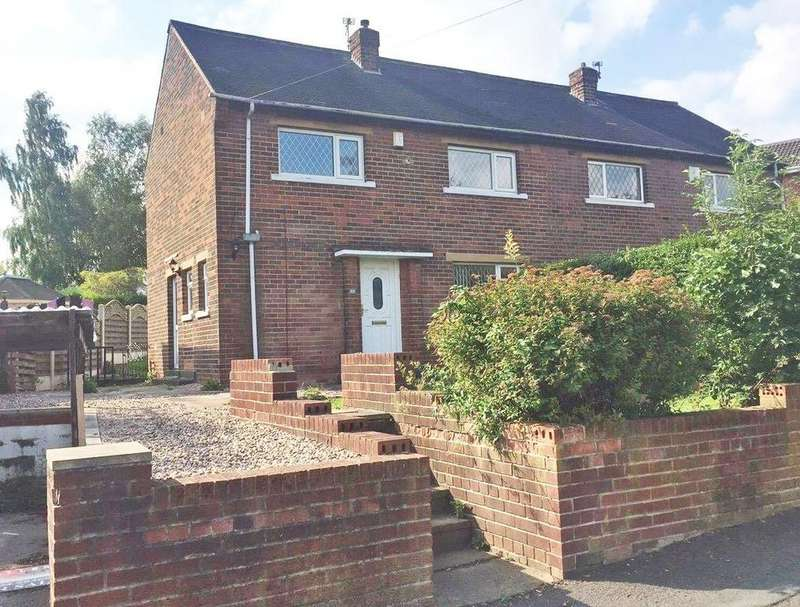 3 Bedrooms Semi Detached House for sale in Kingsway, Ossett
