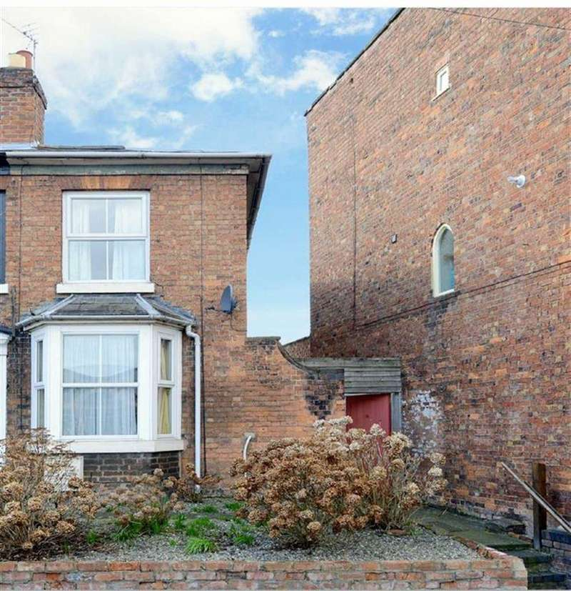 2 Bedrooms End Of Terrace House for sale in Betton Street, Belle Vue, Shrewsbury, Shropshire