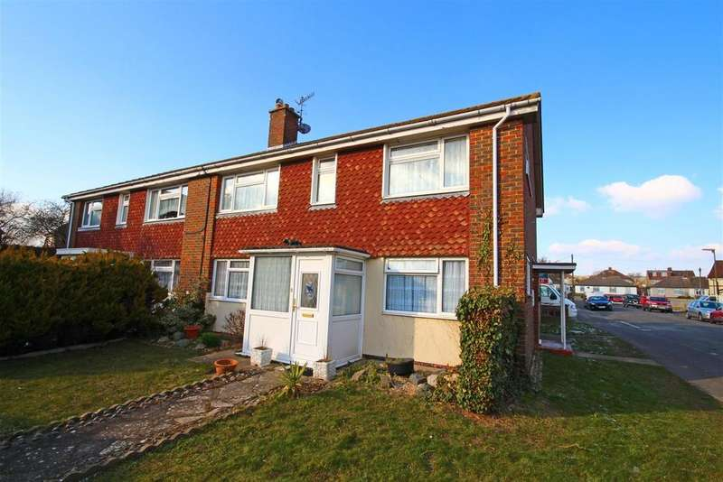 2 Bedrooms Ground Flat for sale in Buci Crescent, Shoreham-By-Sea, West Sussex