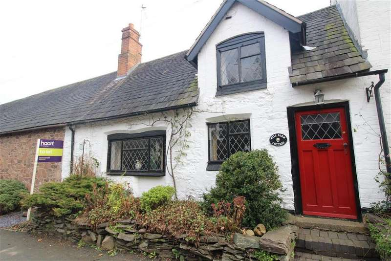 2 Bedrooms Cottage House for rent in Mill Road, Thurcaston